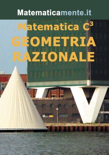 Matematica C3 – Geometria Razionale - Istituto Tecnico Industriale ...