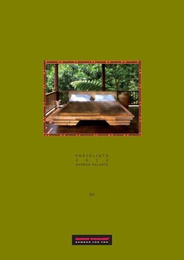 Bamboo Balance