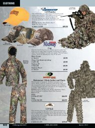 Clothing 3-D Poncho - MidwayUSA