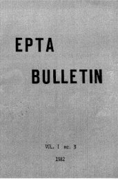 jepta 1982 1-3 - European Pentecostal Theological Association