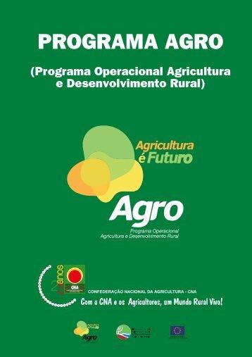 Programa AGRO, Roberto Mileu, 2002 - CNA
