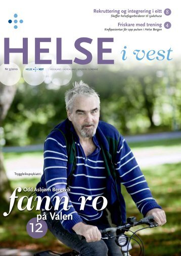 2010-03_Helseivest_web - Helse Vest