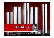 Corporate Presentation 2013 - Tubacex