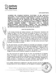 IEPC-CD-O17l2012 ACUERDO DEL CONSEJO DISTRITAL ...