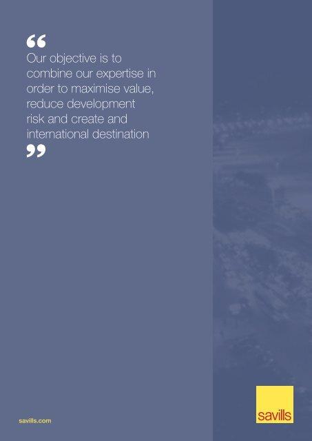 Savills International Development Services - Coreside