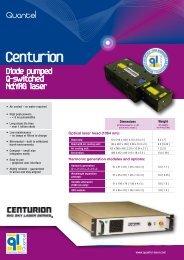 Centurion - Intercovamex