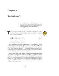 Chapter 26 - Turbulence? - ChaosBook