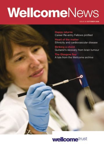 Download issue 56 - Wellcome Trust