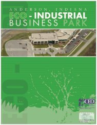 eco-industrial business park plan - The Madison County Council of ...