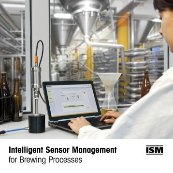 Industry Brochure ISM for Breweries - METTLER TOLEDO