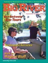 Eco-Tours Magical Bluff - Big River Magazine