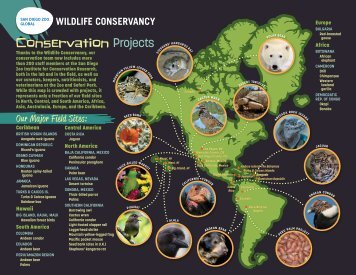 Wildlife Conservancy Map (PDF) - San Diego Zoo