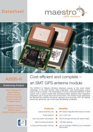 A2035-H Cost-efficient and complete – an SMT ... - Richardson RFPD