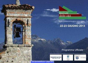 22-23 GIUGNO 2013 - Giornale dell'Isola.it