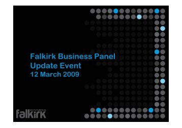 The Falkirk Update (PDF, 1.6MB) - My Future's in Falkirk