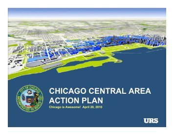 chicago central area action plan - American Planning Association