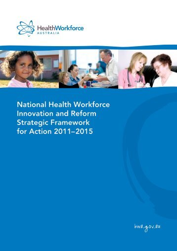 National Health Workforce Innovation and Reform Strategic ...