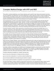 PDF - Service Technology Magazine