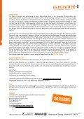 """Ausschreibung: Studentischer Ideenwettbewerb """"GENERATION-D ... - Page 2"""