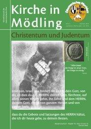 Christentum und Judentum - bgmweb.at
