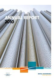 annUaL REPoRt 2010 - Royal Haskoning