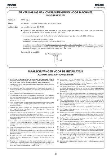 AUTOMATISCH SYSTEEM 844 R 3Ph - FAAC