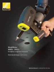 ModelMaker MMDx - MMCx - Nikon Metrology