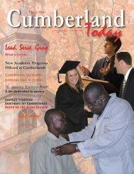 Fall 2007 - University of the Cumberlands