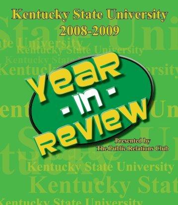 Public Relations Club - Kentucky State University