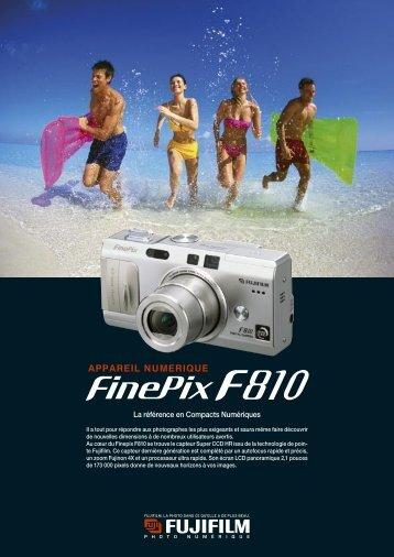 Fiche Produit FinePix F810 .pdf