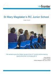 St Mary Magdalen's RC Junior School