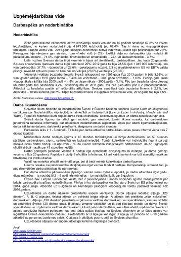 Uzņēmējdarbības vide - LIAA
