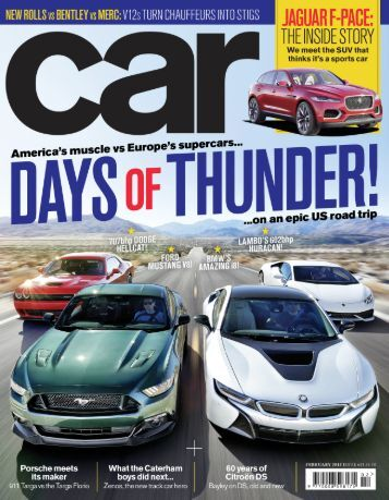 CAR magazine Feb 2015 preview