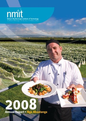 NMIT Annual Report 2008