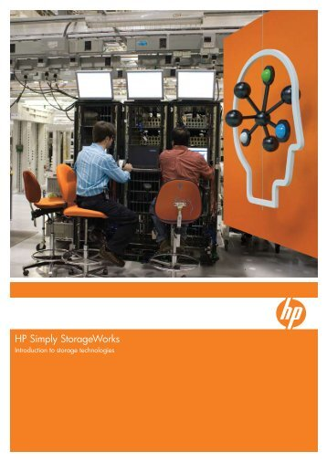 HP Simply StorageWorks: Introduction to storage ... - Hewlett-Packard
