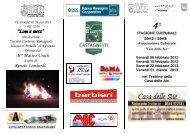 programma febbraio - marzo - Cervia turismo