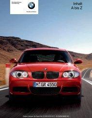 Online Version für Sach-Nr. 01 40 014 917 - © 02/08 BMW AG