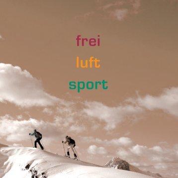 frei luft sport - Wirtschaftszeit