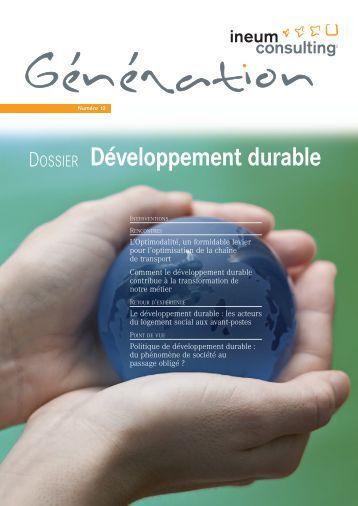 Logement social - Ecobase 21