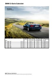 Ladda ner Den aktuella prislistan för BMW 3-serie Cabriolet (PDF ...