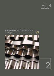 Strukturplatten aus Edelstahl Rostfrei und Kupfer - Fielitz GmbH ...