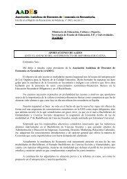 Alegaciones Ministerio AADES 30092012 firmada - asociación ...