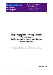 Download Konzeption - Diakonische Werk Traunstein eV