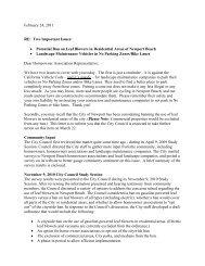 HOALeafblowerletter1.. - Corona del Mar Residents Association