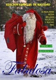 EDICION ESPECIAL DE NAVIDAD - Fabulosa Revista