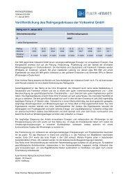 Volkswind PDF 130212 - Euler Hermes Rating Deutschland GmbH