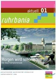 Ruhrbania aktuell 01 - SPD Mülheim an der Ruhr