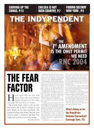 Download Issue (pdf) - The Indypendent