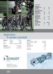 Applications SCHAUDT - galika