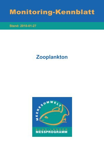 (PDF) Zooplankton - BLMP Online